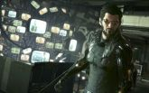 Adam Jensen in the headquarters.