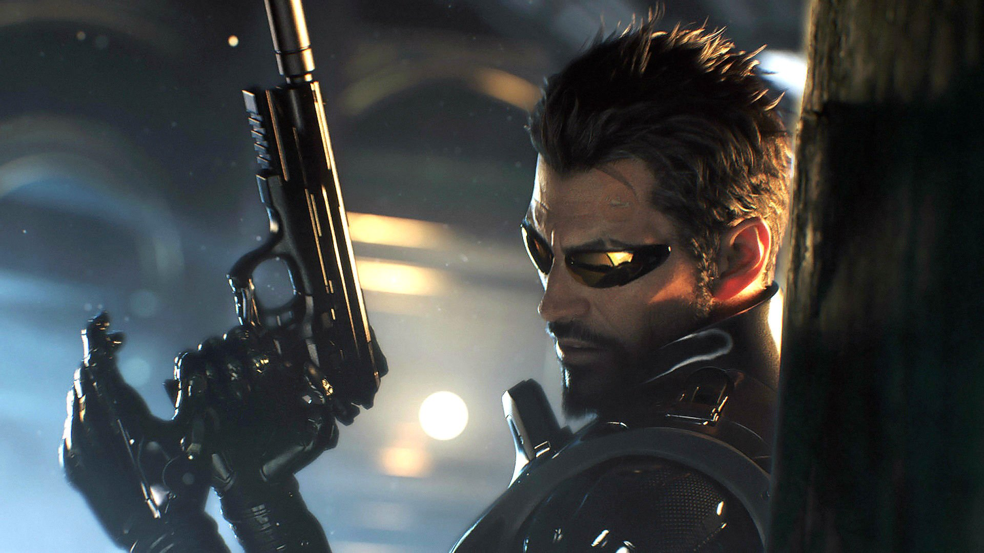 The game Deus Ex: Mankind Divided wallpaper for download